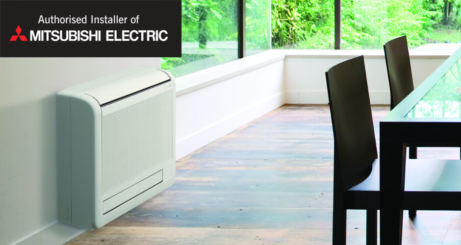 Designed to sit discreetly at floor level, our floor consoles are ideal for replacement of traditional floor mounted heat sources